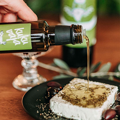 Kukuvaja-Olivenöl-Feta-Oregano