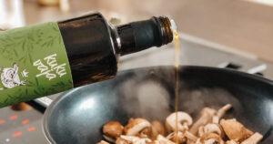 Mit-Olivenöl-braten